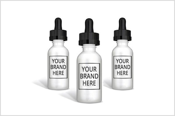 How to Create Your Own White Label E-Liquid Brand