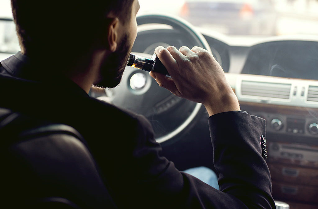 Police Warn Vape Users To Be Wary When They Vape And Drive