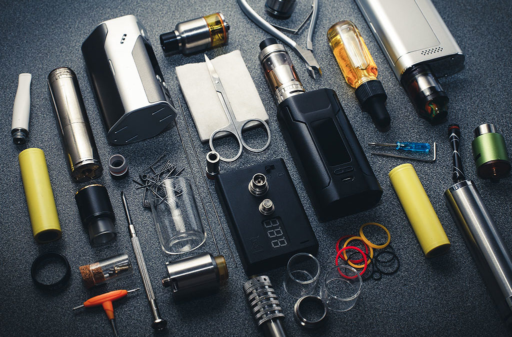 6 Tips To Stop Your Vape Tank From Leaking